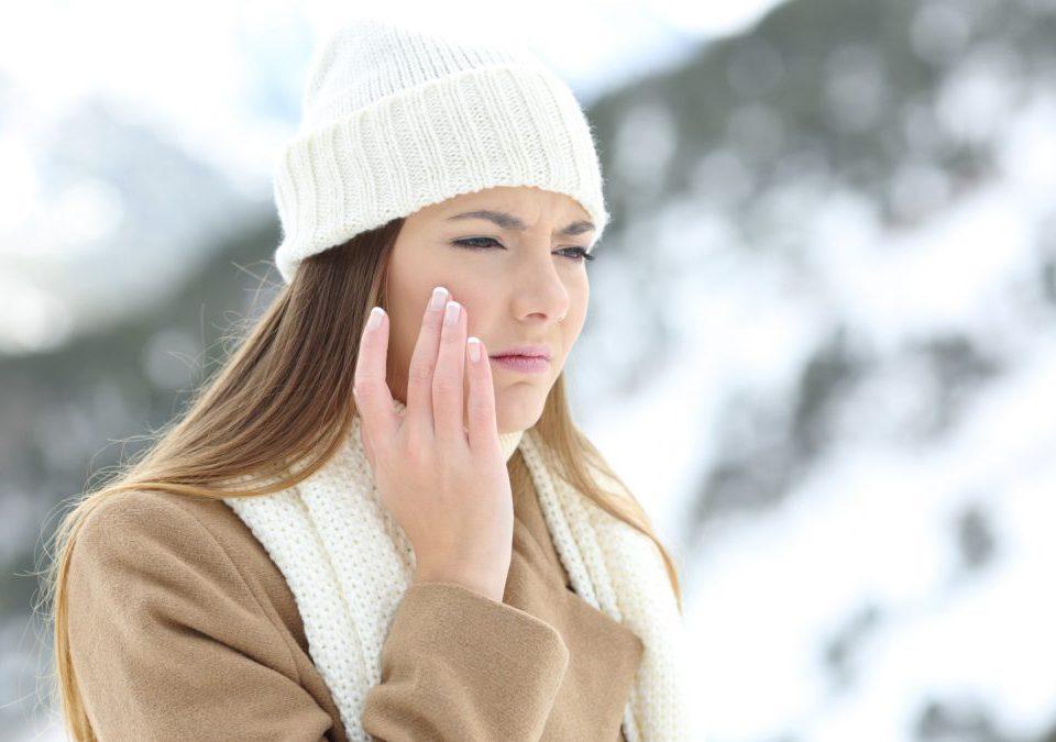 Skin dryness خشکی پوست