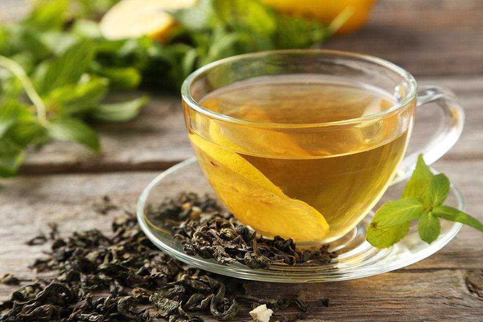 green tea properties خواص چای سبز