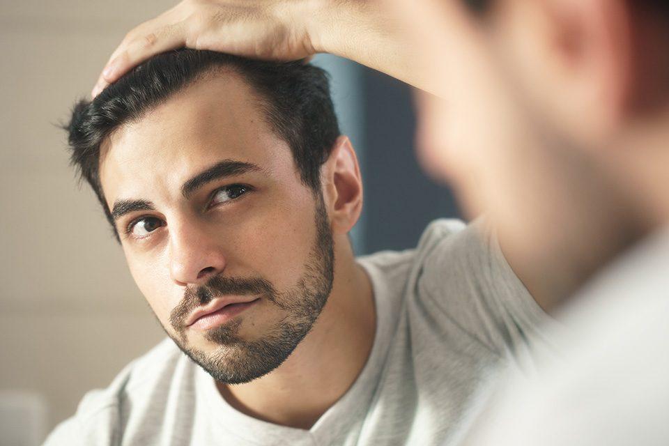 Strengthen hair growth تقویت رویش مو