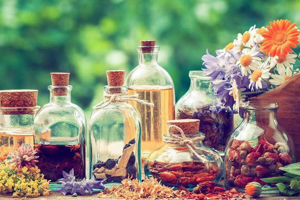 Tincture medicine تنتور
