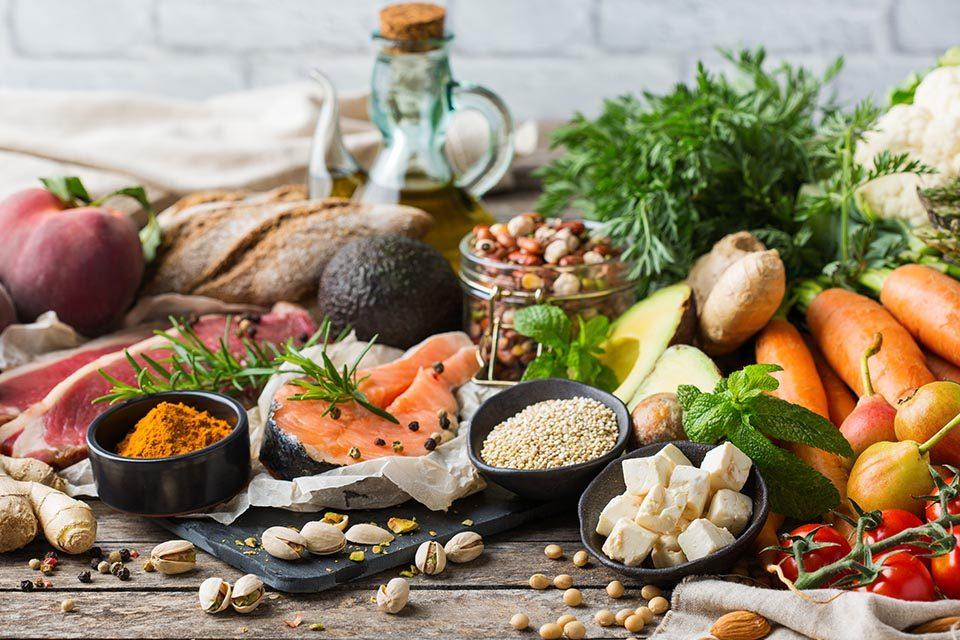 Warm and wet temperament & diet رژیم غذایی مزاج گرم و تر