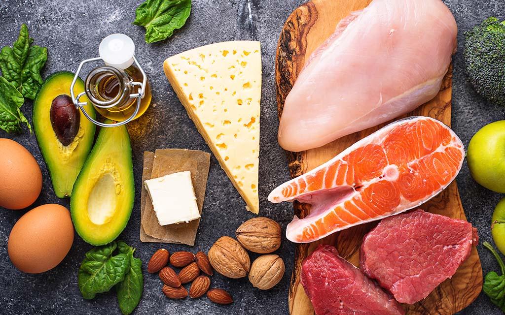 diet with Temperament Survey رژیم غذایی با مزاجشناسی