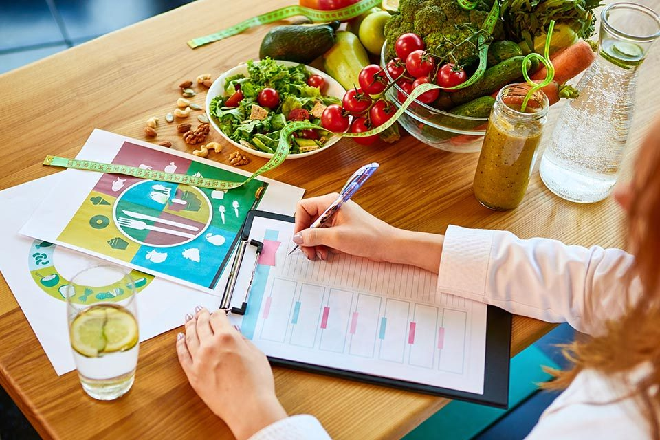 Nutritional modification اصلاح تغذیه با طب سنتی