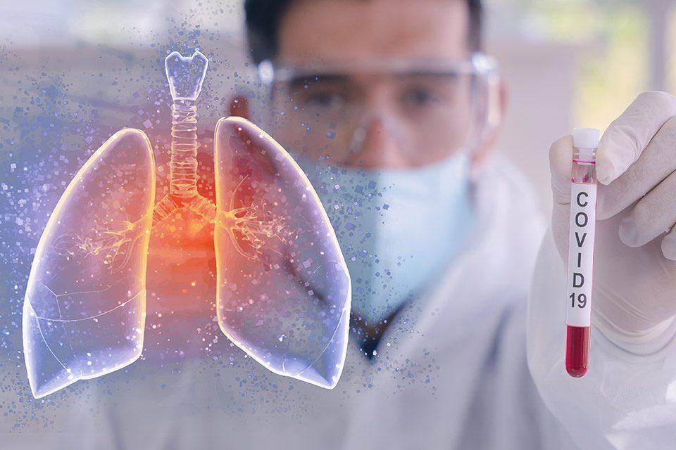 lung-infection-treatment-corona-virus عفونت ریه با ویروس کرونا