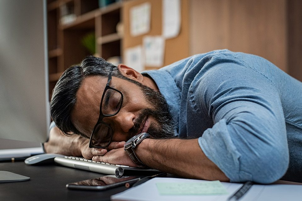 sleep-deprivation-treatment درمان کم خوابی