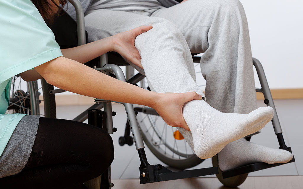 patients Rehabilitation توانبخشی بیماران