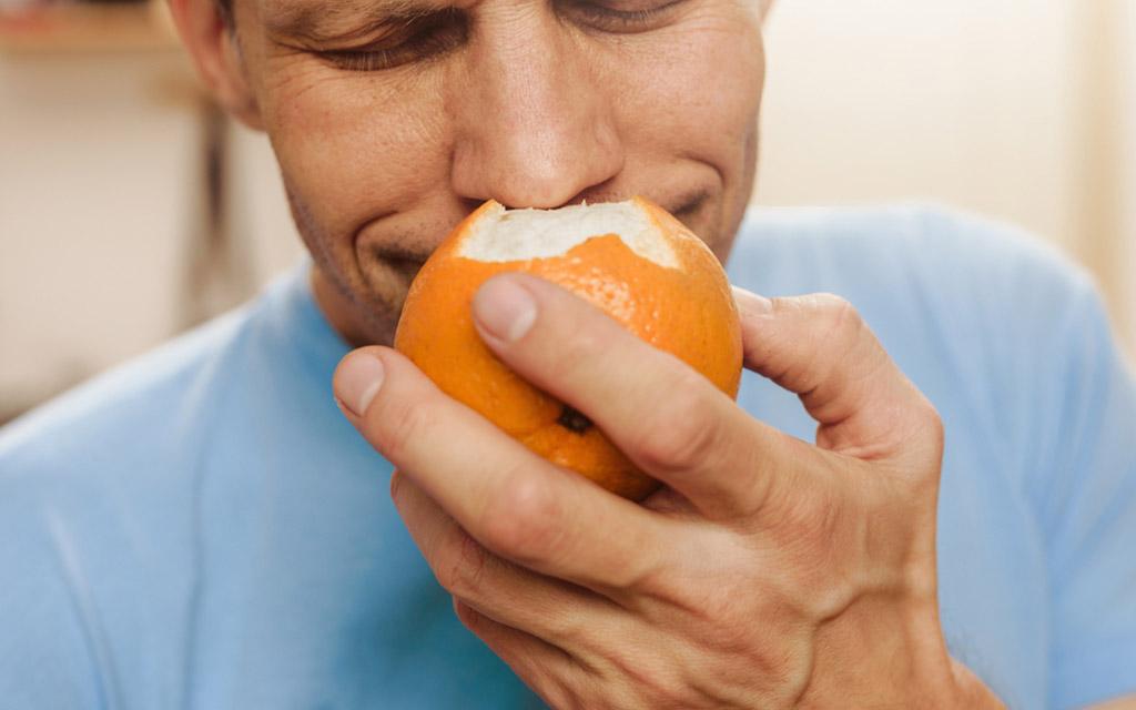 sense of smell treatment درمان حس بویایی